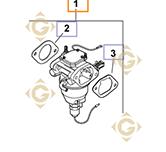 Carburetor Kit  k3285311s engines KOHLER
