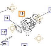 Carburateur  k3285322s moteurs Kohler