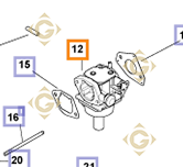 Spare parts Carburetor k3285322s