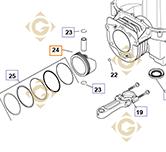 Pièces détachées Piston k2087416s