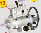 Spare parts Injector Pump 6590535 For Engines LOMBARDINI, by marks LOMBARDINI