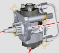 Spare parts Injector Pump 6590510 For Engines LOMBARDINI, by marks LOMBARDINI