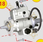 Spare parts Injector Pump 6590576 For Engines LOMBARDINI, by marks LOMBARDINI