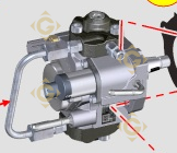Spare parts Injector Pump 6590524 For Engines LOMBARDINI, by marks LOMBARDINI