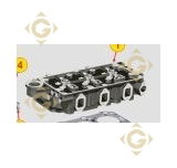 Culasse Complète 9201966 moteurs Lombardini