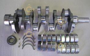 Spare parts Cranckshaft KDI 1051486 For Engines LOMBARDINI, by marks LOMBARDINI