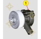 Pompe à eau 6584531 moteurs Lombardini