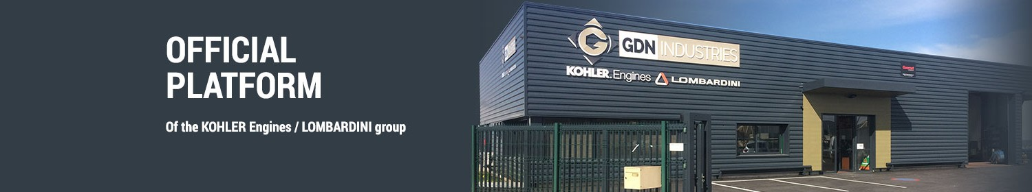 Spare parts Kohler Engines and Lombardini. More than 20'000 items in stock.